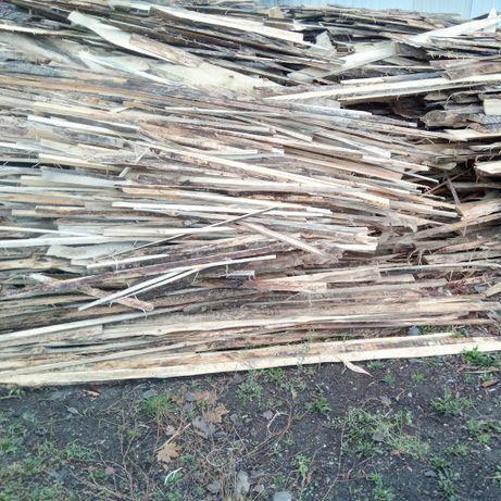Drewno opałowe-zrzyny tartaczne