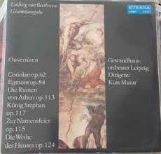 Ludwig van Beethoven, Gewandhausorchester Leipzig, Kurt Masur - Ouvert