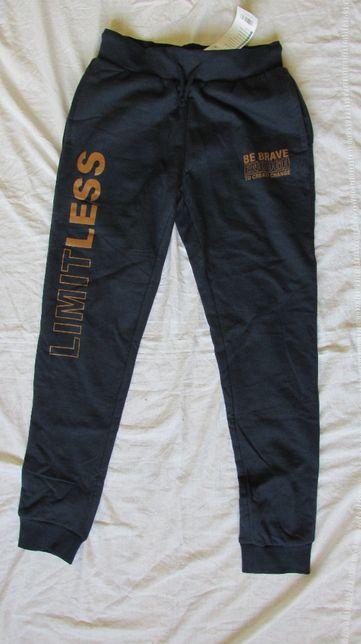 Штаны брюки штанишки спортивные новые теплые PEPCO 152