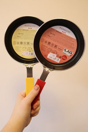 Сковородка 14 см диаметр