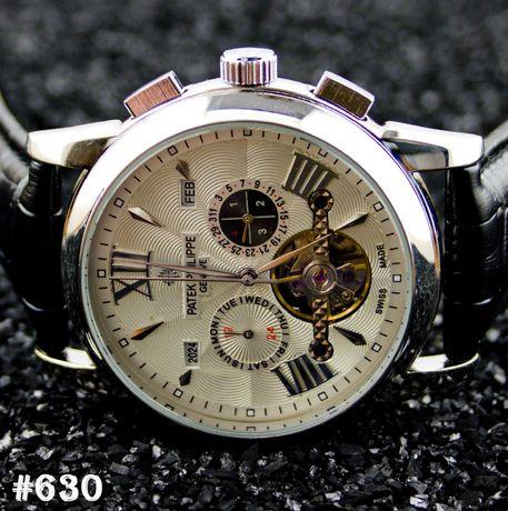Мужские механические наручные часы / годинник Patek Philippe