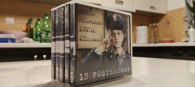 13 Posterunek zestaw DVD