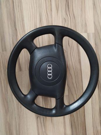 Kierownica do Audi A4 B5 98r , A6 C5 Czarna