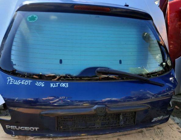 Klapa tył Peugeot 206