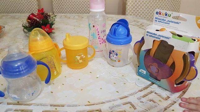 Поїлки бутилочка набір посуди