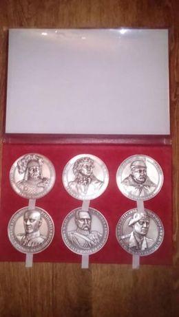 Medale - kolekcja