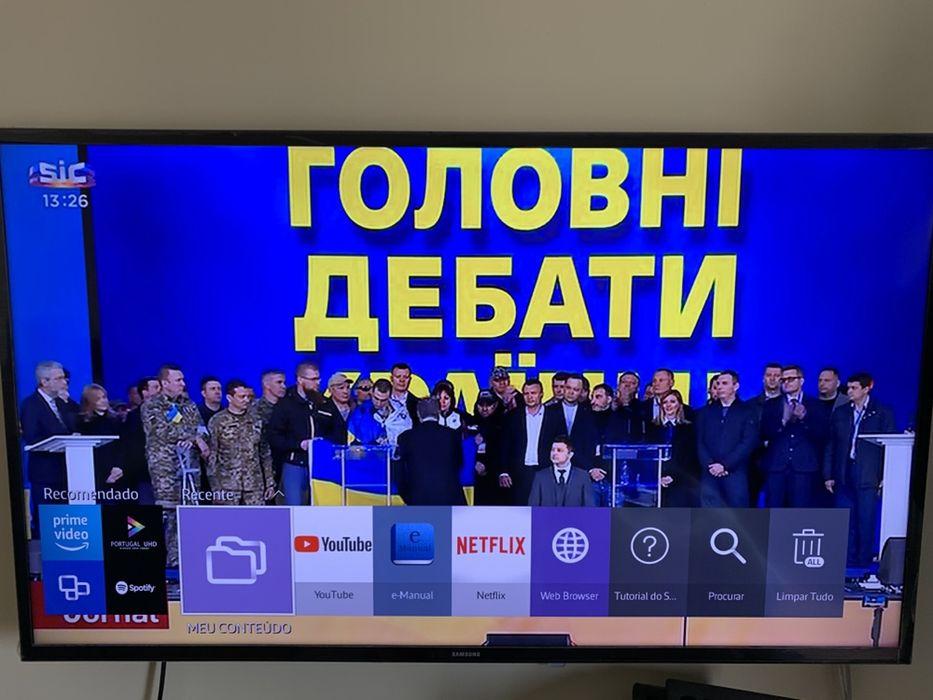 Samsung smart TV 4K 43JU6060 Campanhã - imagem 1