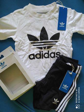 Zestaw Adidas 92 cm
