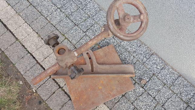 Wózek frezarki LEITZ do czopowania, żeliwny Okazja Frezarka