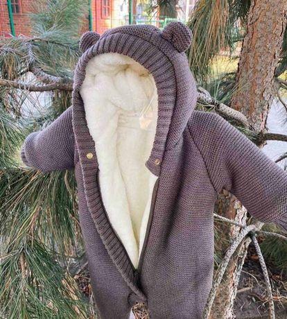 Продам детский комбез мишутка