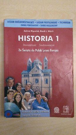 A. Wypustek, M.L. Wójcik, Historia 1. Podręcznik PPWK, Ks.-Atlas (+CD)
