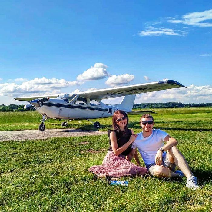 Полет на самолете в Сумах. Без посредников! Самолёт Сумы! 1700 грн Сумы - изображение 1