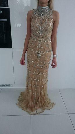 Suknia wieczorowa suknia balowa suknia na studniówkę event elegancka