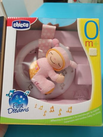 Lua musical - chicco first dreams