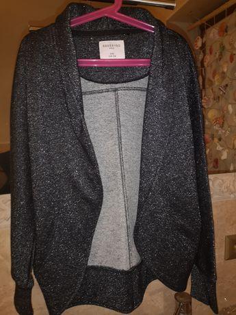 Sweterek narzutka bolerko Reserved Girls 146