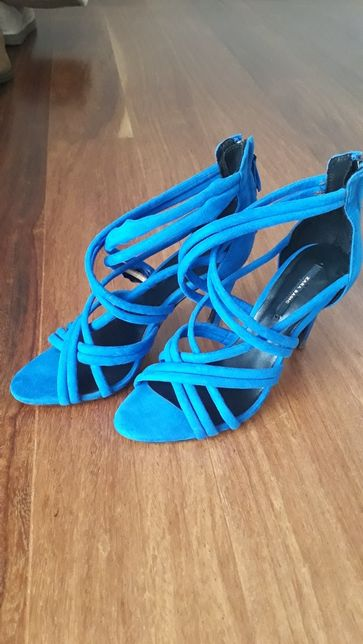 Sandálias azulão