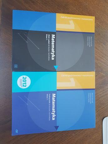 Podręczniki matematyka klasa 1 liceum/ technikum
