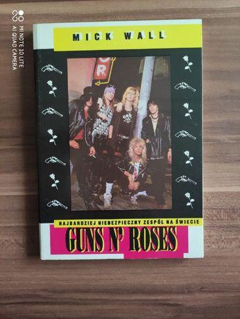 guns n' roses najbardziej niebezpieczny... zespół... M. Wall biografia
