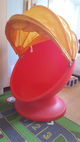 Cadeira de decoração