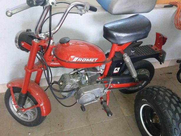 Motorynka Romet 50