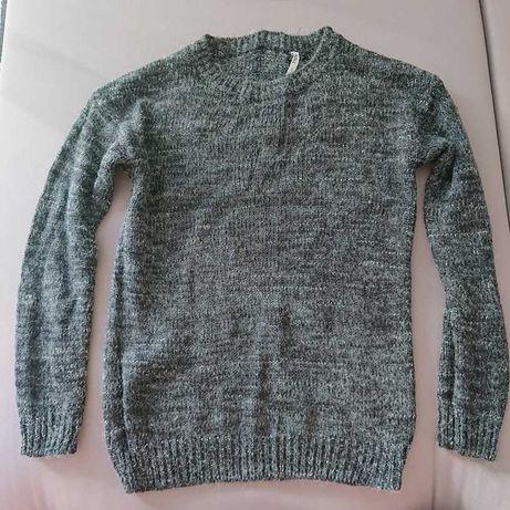 Sweterek#srebro#nowy