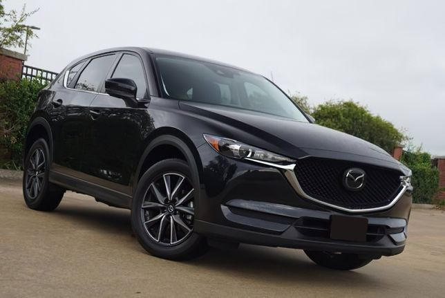 Mazda CX-5 2018 black