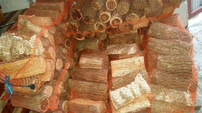Drewno opałowe i kominkowe suche
