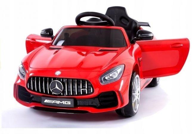 Autko Pojazd Licencjonowany Mercedes - Samochód na akumulator