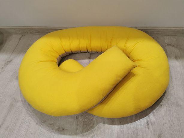 Poduszka ciążowa, rogal do spania 110/70 cm