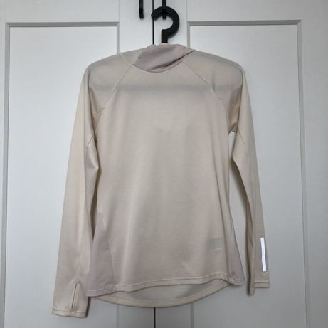 Bluza sportowa do biegania z kapturem - stan idealny, rozmiar S