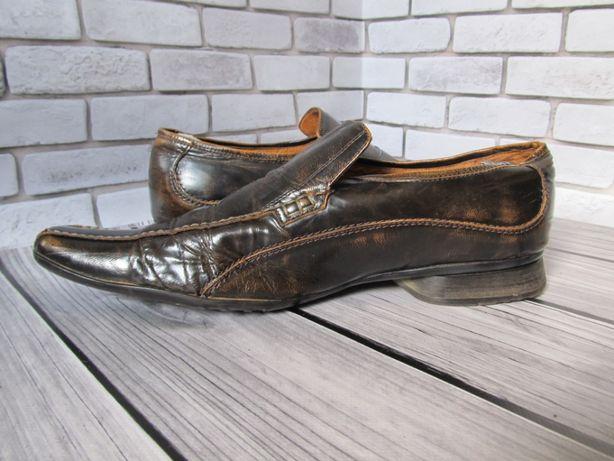 туфли Sole, кожаные, размер 45