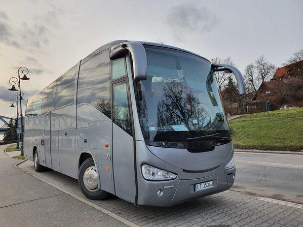 Autobus turystyczny Scania Irizar New Century salon PL