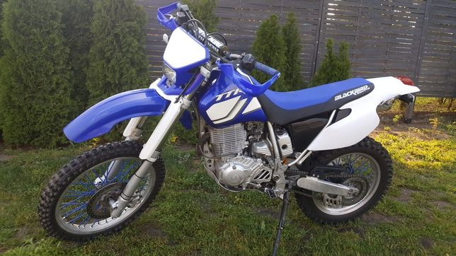 Yamaha TTR600 rok 2002
