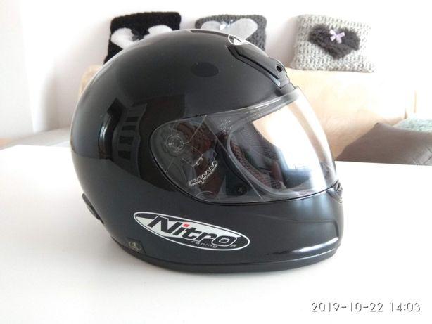 Kask motocyklowy Nitro