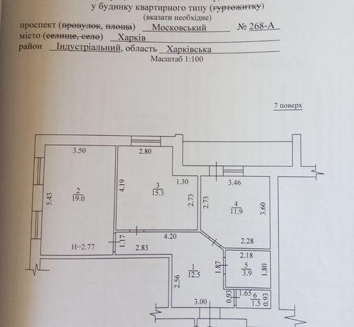 Продам 2кв. Новострой ЖК Мира-2