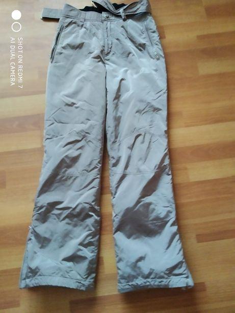 Термо стійкі жіночі лижні штани