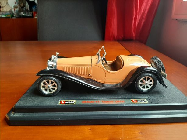 Bugatti Type 55 (1932) Burago