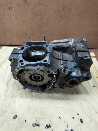 Kartery połówka połówki silnika silnik części Suzuki DR-Z DRZ 400