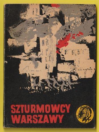 Żółty tygrys - Szturmowcy Warszawy - Bohdan Arct - 1964 / 12