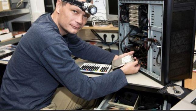 Частный компьютерный мастер.