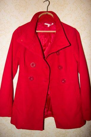 Пальто демисезонное фирмы tally weijl размер s (наш 40)