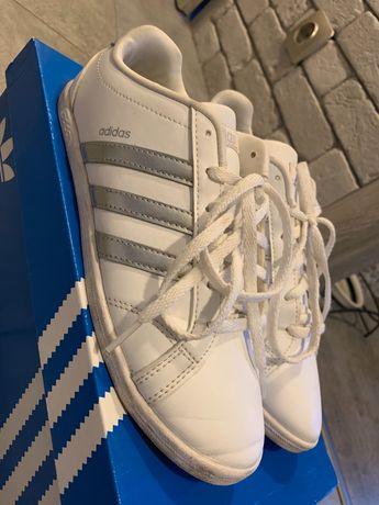 Sneakersy adidas białe damskie 38