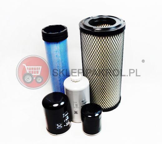 Zestaw filtr paliwa oleju powietrza McCormick X4.30 F V Rex 4-070 F V