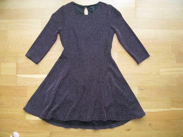 Продам нарядное платье M&S на девочку 8 - 9 лет