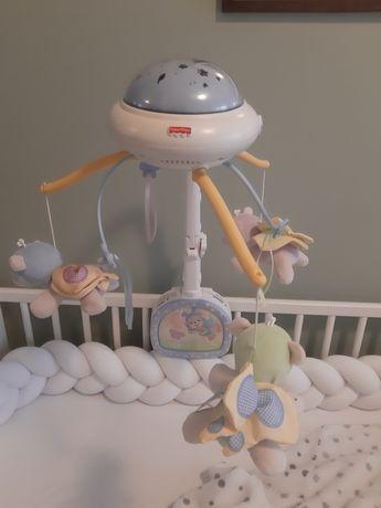 Karuzelka dla niemowlaka Fisher Price