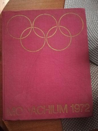 """""""Igrzyska olimpijskie. Monachium 1972""""."""