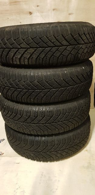 Opony zimowe Continental ContiWinterContact 195/65 R15 4x7 mm