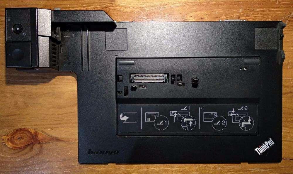 Lenovo ThinkPad Mini Dock Series 3 T420 X220 Coimbra - imagem 1