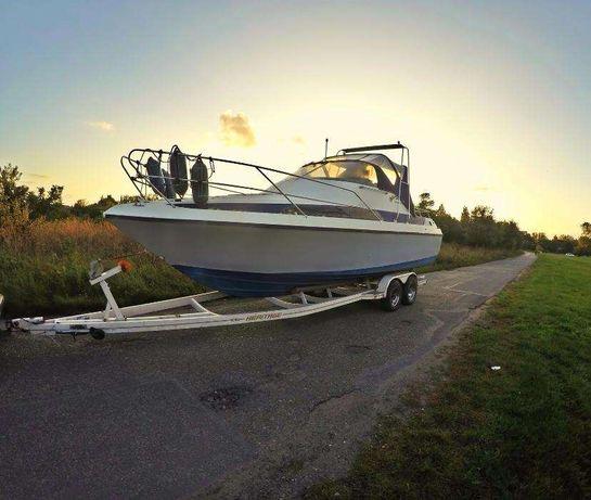 Łódź Motorowa Arcoa760 Jacht kabinowy pełnomorski 225km