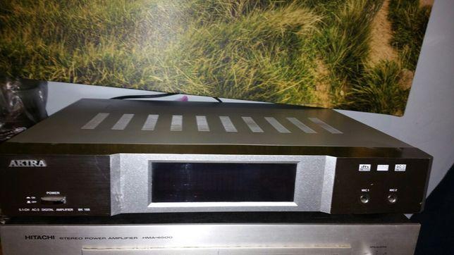Amplituner do kina domowego panel dotykowy
